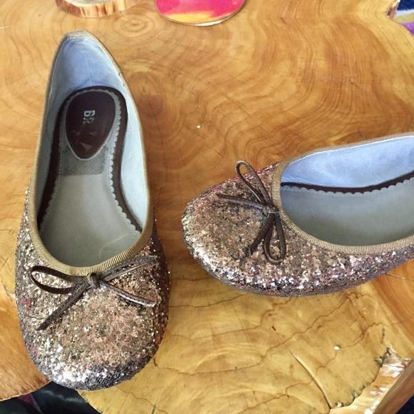 554e015a886 BP Shoes - BP Ballet Flats from Nordstrom Sz 9 Sparkle bronze